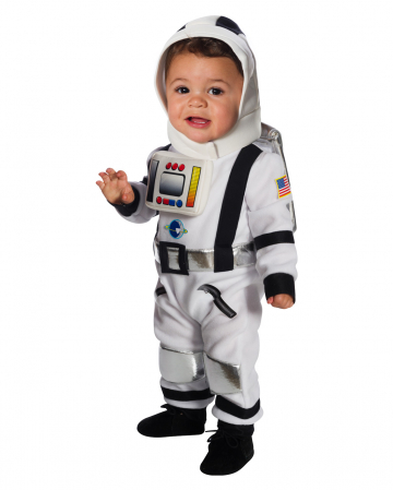 Astronauten Kleinkinderkostüm