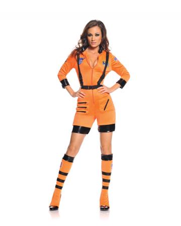 Sexy Spacegirl Costume Large