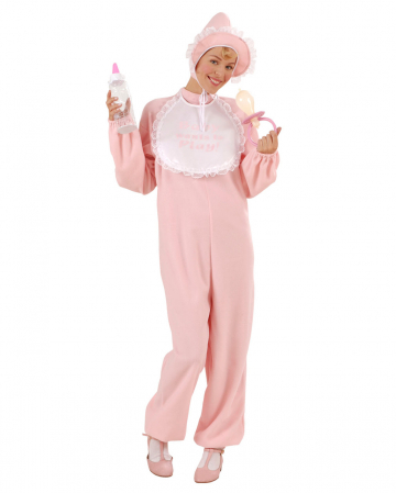 Baby Girl Costume For Adults