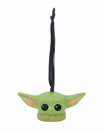 Star Wars The Mandalorian Grogu Baby Yoda Ornament