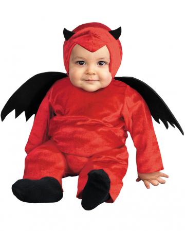 Baby Costume Little Devil 12-18 months