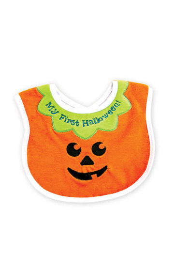 Baby Bib My First Halloween