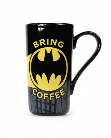 Batman Bring Coffee Kaffeetasse