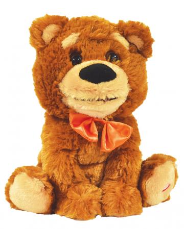 Besessener Plüsch Teddy mit Bewegung und Sound