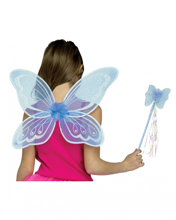 Blue Fairies Set 2 Pcs.