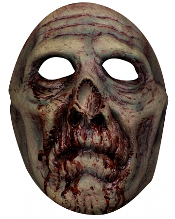 Slasher Zombie Maske