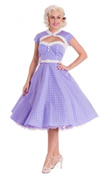 Petticoat Dress with Bolero