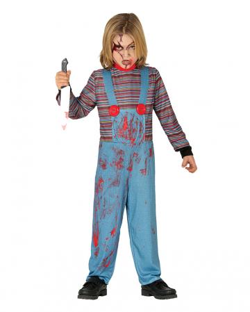Evil Murder Doll Children Costume