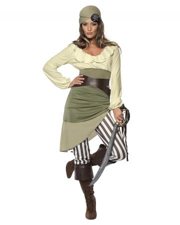 Bounty Piratin Kostüm