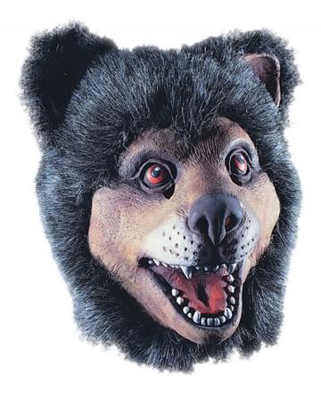 Brown Bears Animal Mask