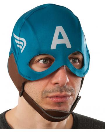 Captain America Retro Stoffmaske