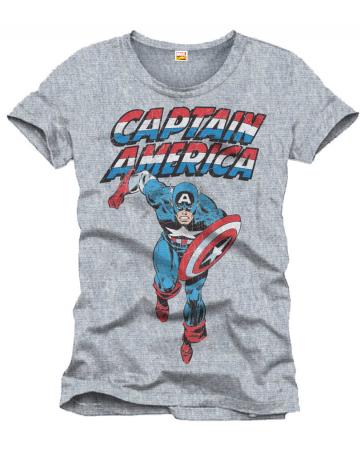 Captain America Herren T-Shirt