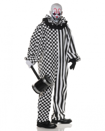 Chaos Killer Clown Costume