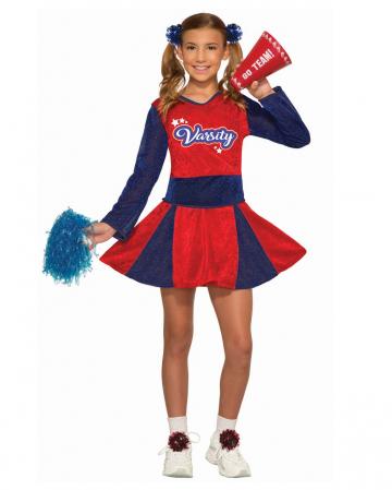 Cheerleader Girl Costume
