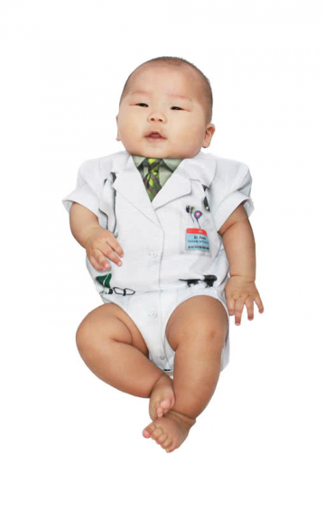 Chief physician Infant Creeper