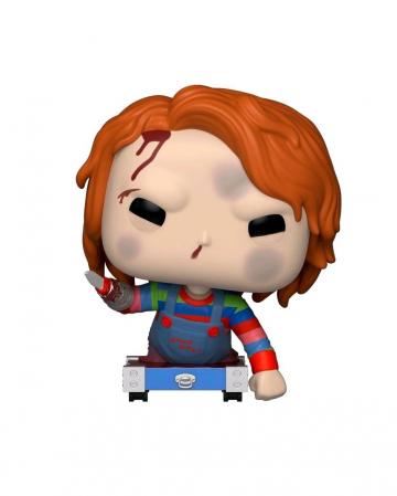 Chucky on Cart - Child's Play Funko Pop! Figur
