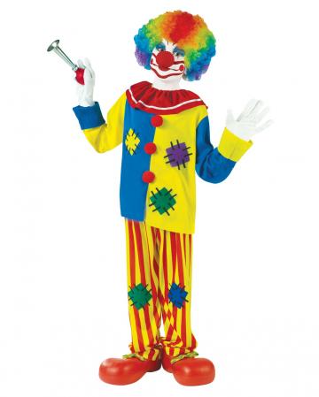 Pfiffikus der Clown Kinderkostüm