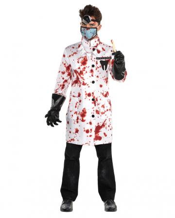 Crazy Dentist Costume