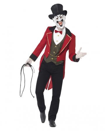 Demon Circus Director Costume