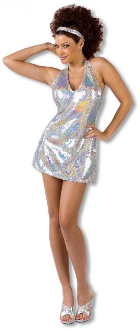 Disco Diva Costume