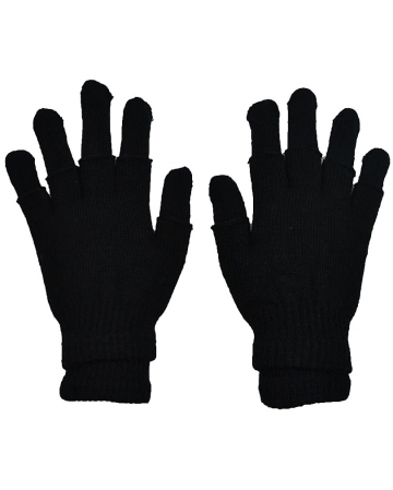 Double Glove black