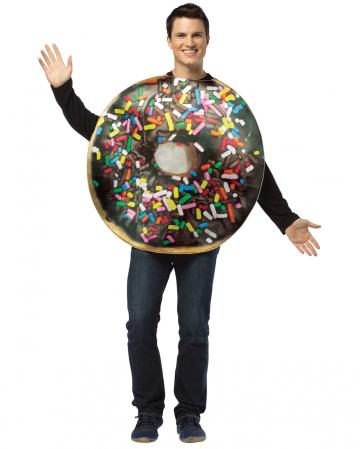 Doughnut Food Costume