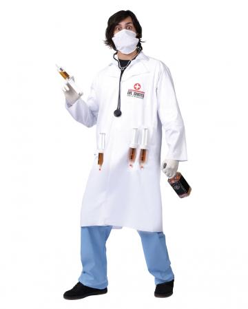 Dr. Shots Costume