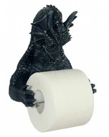 Dragon As Toilet Paper Holder