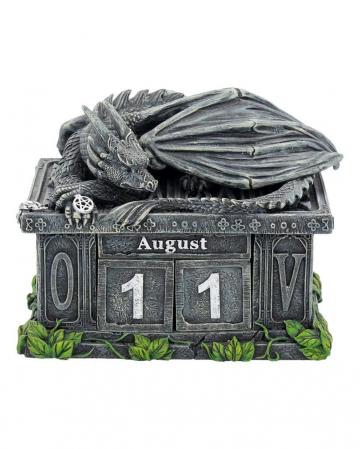 Dragon Calendar Fortune`s Keeper