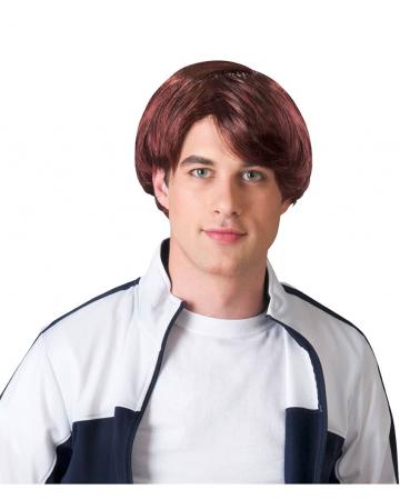 Edelbert Shorthair Streaked Wig
