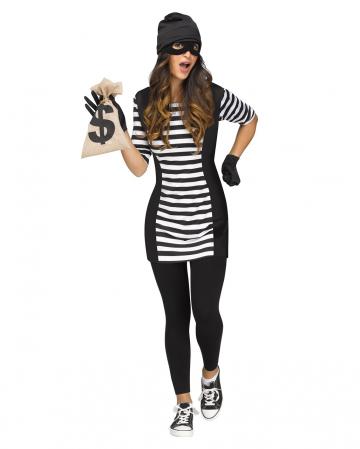 Burglar Babe Women Costume