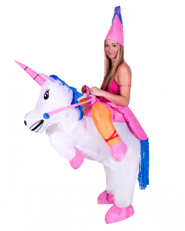 Unicorn Inflation Costume