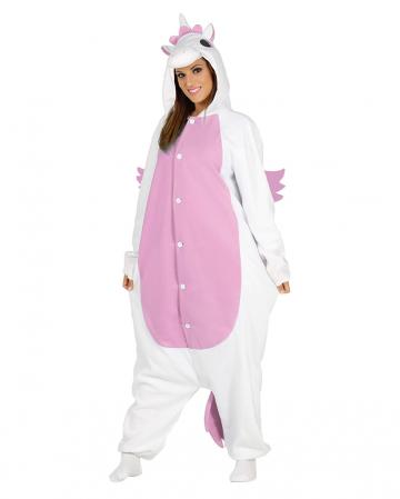 Einhorn Pyjama Kostüm
