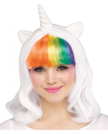 Unicorn Rainbow Wig