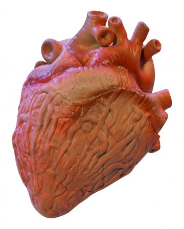 Einmachglas mit Herz