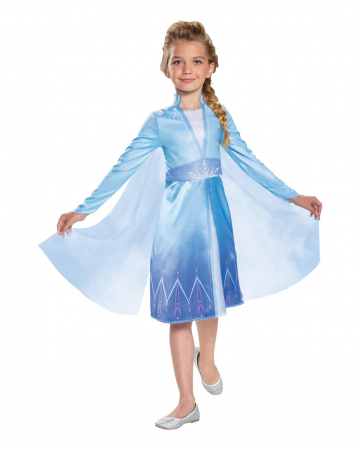 Elsa Costume Frozen The Ice Queen 2