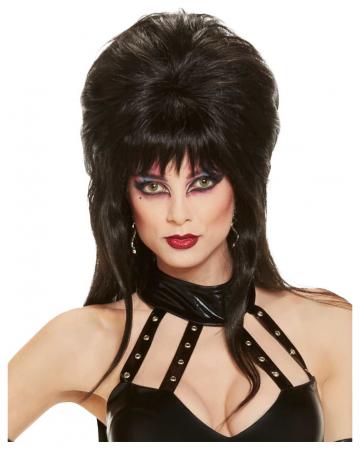 Elvira Perücke schwarz