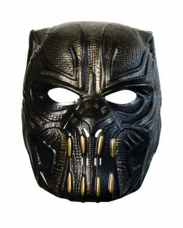 Erik Killmonger Halbmaske für Erwachsene