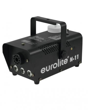 EUROLITE N-11 Hybrid Nebelmaschine mit LED Blau