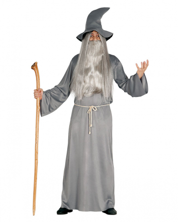 Fantasy Magician Costume With Hat