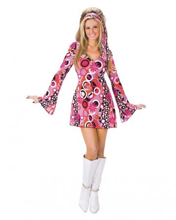 Feeling Groovy Mod Kleid ML