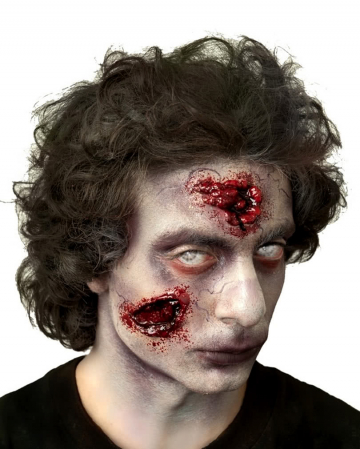 Fixed zombie wound