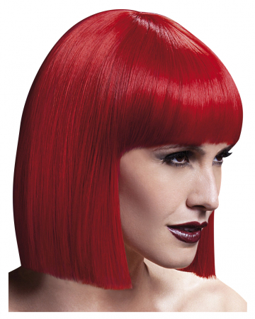Fever Wig Lola red