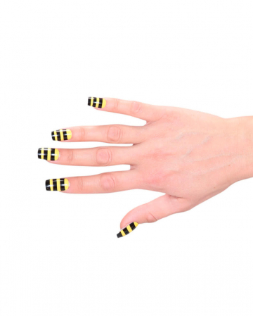 Fingernails Set - Bees