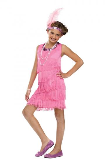 Flapper Teen Costume