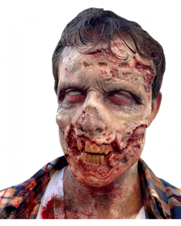 Foam Latex Application Zombie