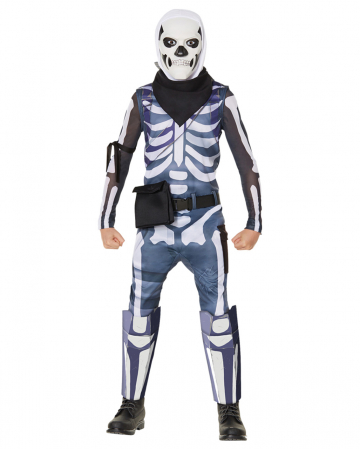 Fortnite Skull Trooper Child Costume