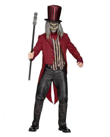 Freakshow Ringmaster costume