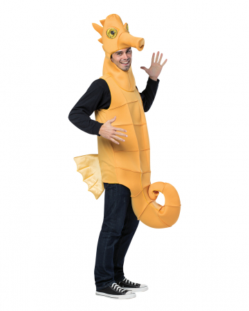 Seahorse Costume For Adults