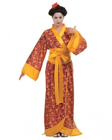 Geisha Kimono Costume